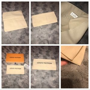 Louis Vuitton Bags - Authentic LV Dust Bag and Box